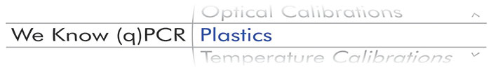 We Know PCR Plastics